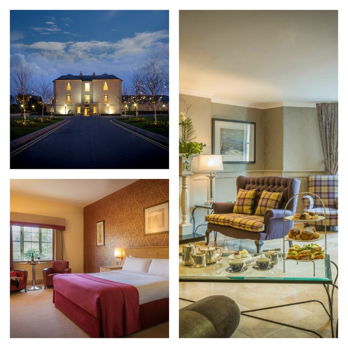 County Arms Hotel Birr Heritage Break - 2 night with Dinner incl Complimentary Pass to Birr Castle.