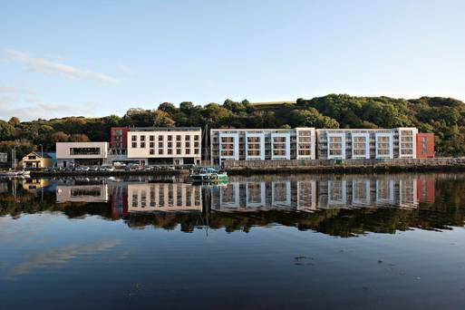 The Maritime Hotel, Bantry Valentine's Offer from €150 per room per night