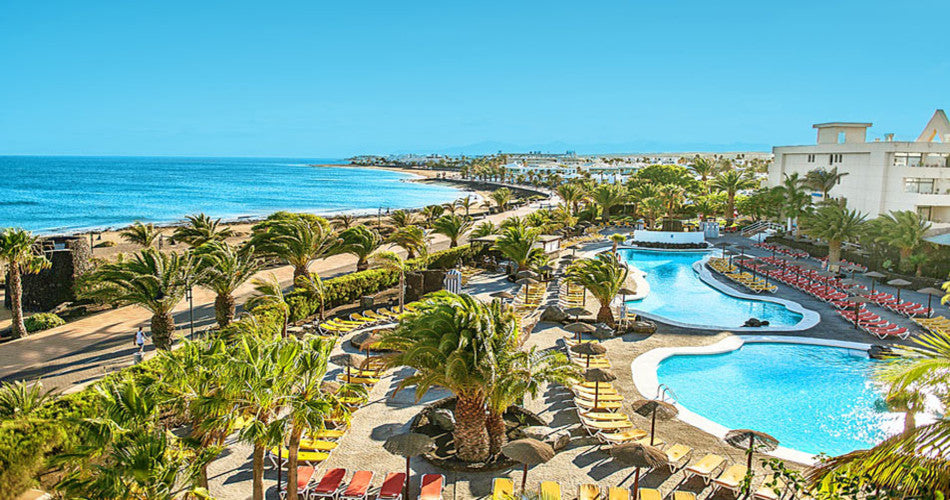 7 Nights at Beatriz Playa & Spa Lanzarotte incl Accommodation & Flights from €692