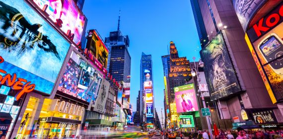 Cassidy Travel 2018 Holidays To New York - Manhattan from €565pp