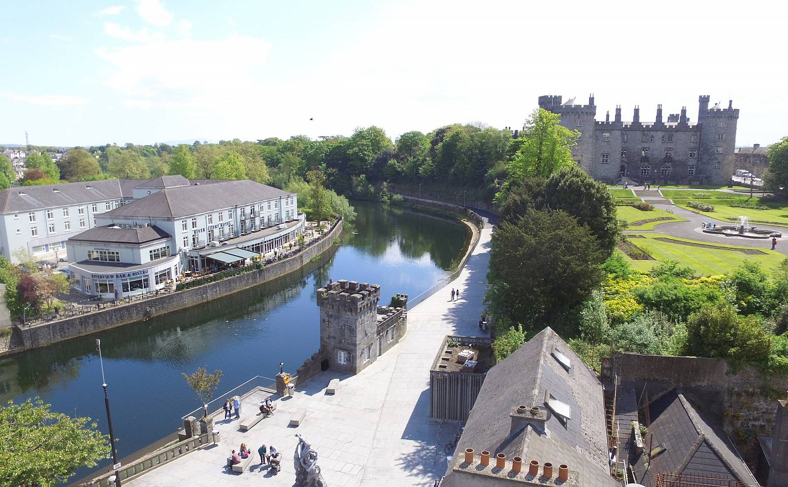 Kilkenny River Court  Hotel  Discover, Dine & Dream (2 Night Offer) fr €99pps