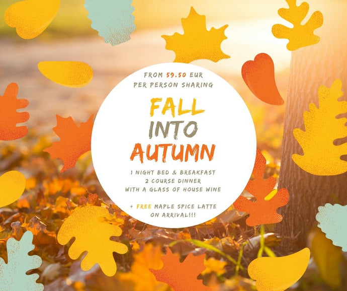 Fall Into Autumn at the Westgrove Hotel fr €99 per stay