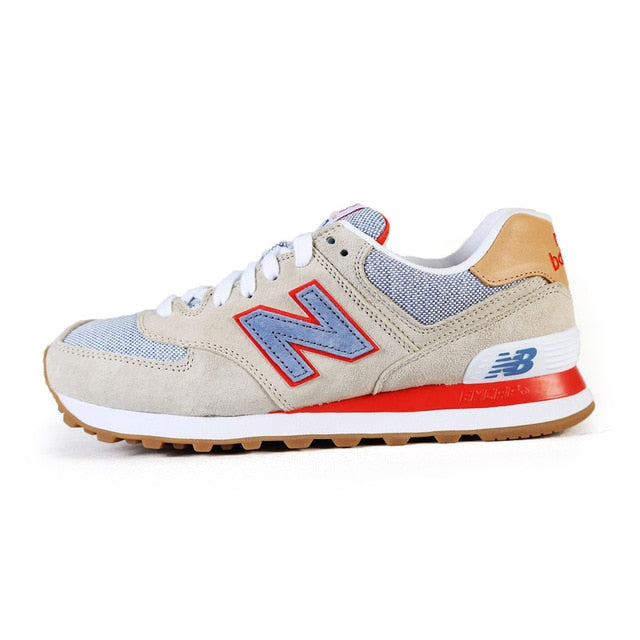 Hot NEW BALANCE men shoes Cushion Badminton Shoes Lightweight Sneaker For women 6 colors Size 36-44