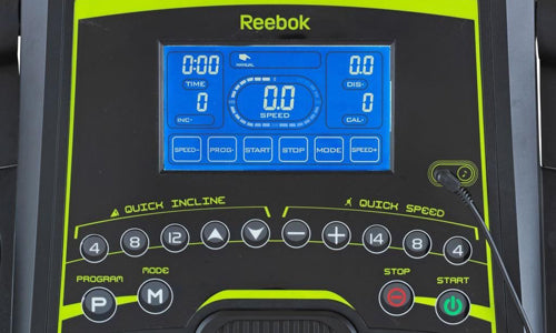 REEBOK ONE GT30S TREADMILL