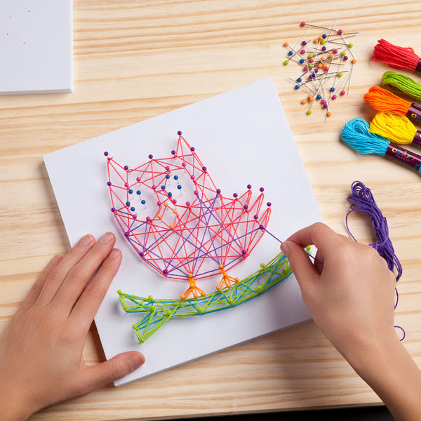 Craft-tastic String Art IV Kit- Fall 2017