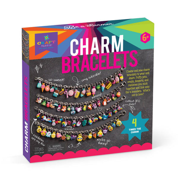 Craft-tastic Charm Bracelets Kit
