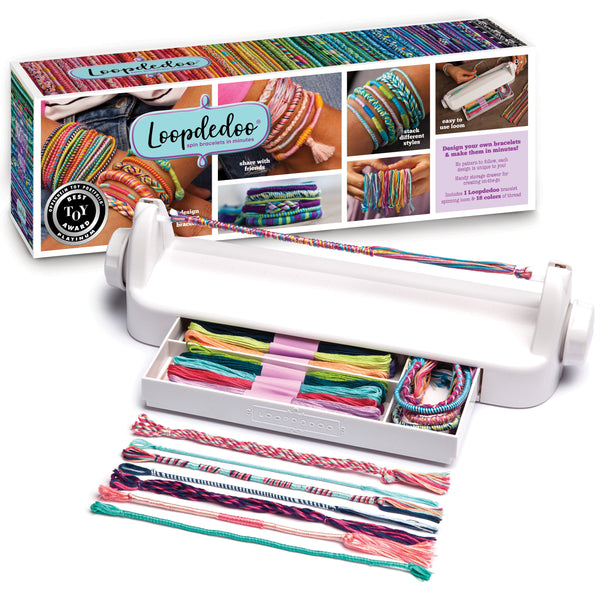 Loopdedoo Spinning Loom ORIGINAL Packaging