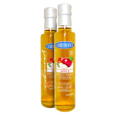 Giusto Sapore Apple Sweet Fruit Vinegar 8.5oz