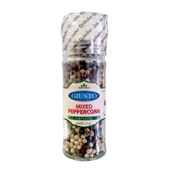 Giusto Sapore Kings Mixed Peppercorn Grinder