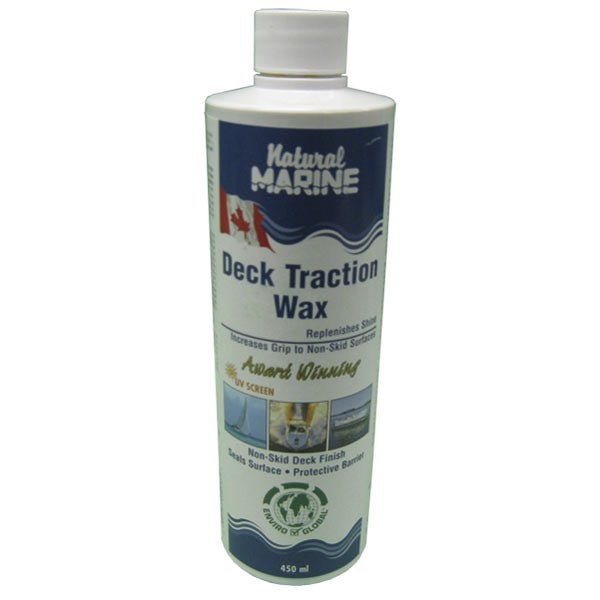 Natural Marine Deck Traction Wax