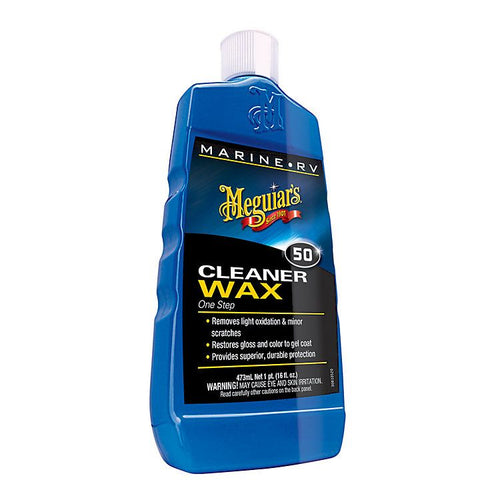 Meguiars One Step Cleaner Wax #50