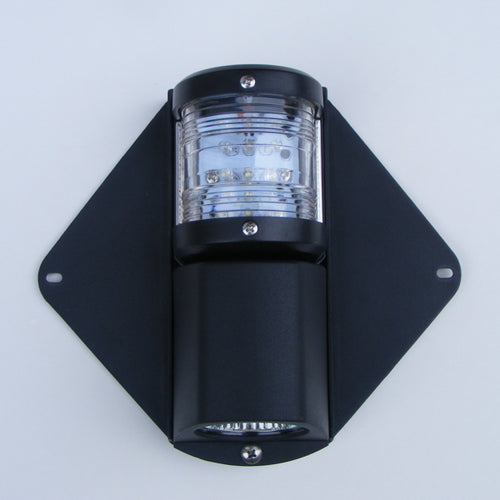LED MASTHEAD LIGHT W/ DECK LIGHT - 00100-LD