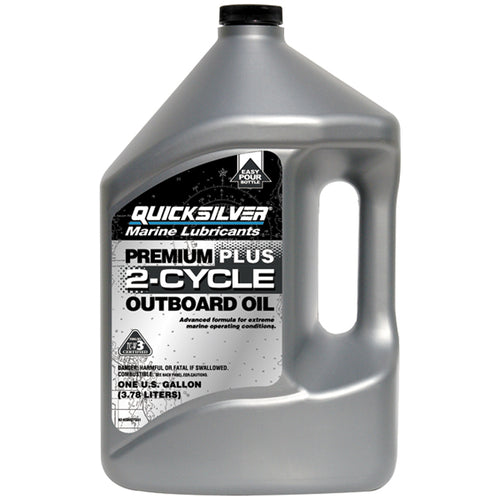 Quicksilver Premium Plus 2-Stroke Engine Oil