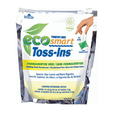 Thetford Eco Smart Toss-Ins - 12/pk