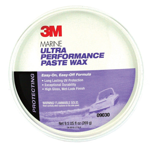 Marine Ultra Performance Paste Wax
