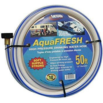 Valterra AquaFresh High Pressure Drinking Water Hose