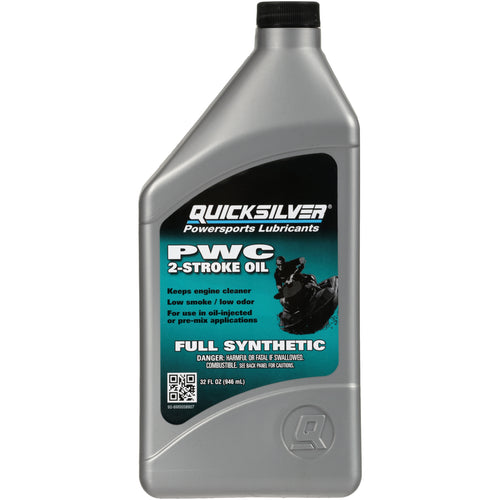PWC 2-STROKE OIL Full Synthetic