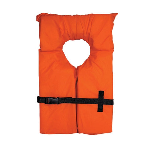 Airhead Adult Keyhole Life Jackets - 4 pack with Carrying Bag