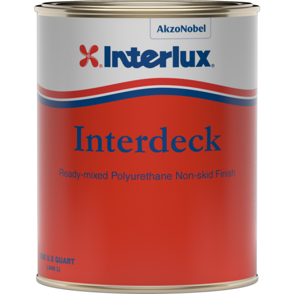 INTERDECK POLYURETHANE NON-SKID FINISH