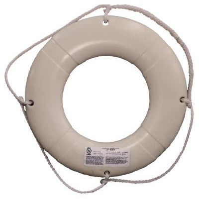 "24"" WHITE LIFERING"