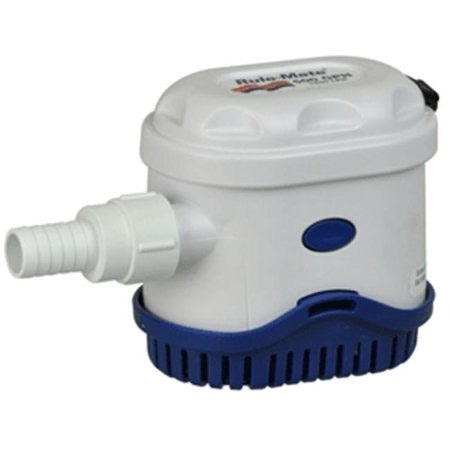 RULE-MATE FULLY AUTOMATED BILGE PUMP 500 GPH