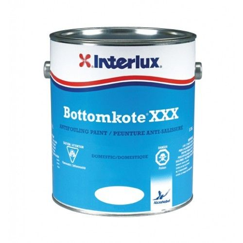 Interlux Bottomkote XXX Antifouling Paint