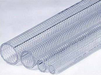 Reinforced Clear PVC Water Hose