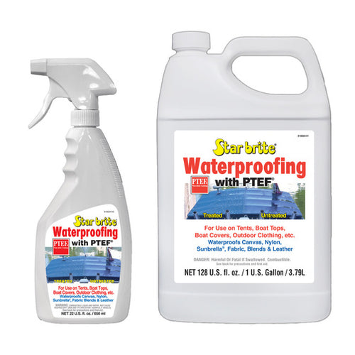 Star Brite Waterproofing Treatment with PTEF