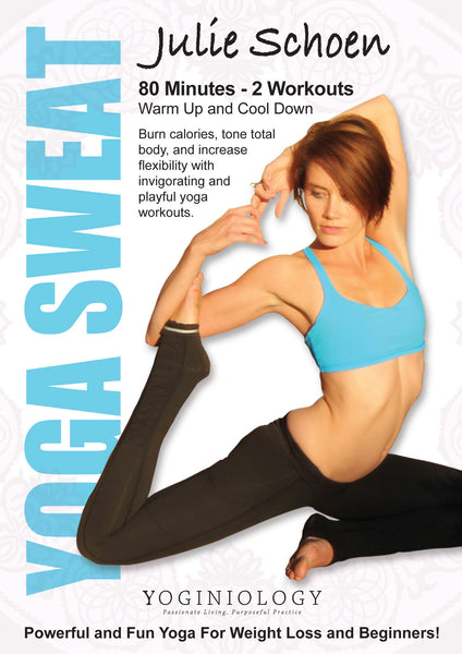 Yoga Sweat with Julie Schoen