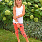 Junior Grapefruit Brook Leggings