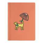 Grapefruit Northpoint Studio Dog Day Afternoon Journal