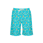 Waterfall Summer Sail Boy's Swim Trunks