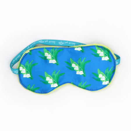 Cornflower Lily of Valley Sleep Mask