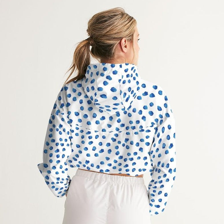 "Blueberries ""Just Right"" Jacket"