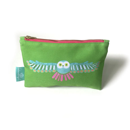 Leaf Night Owl Stash Bag