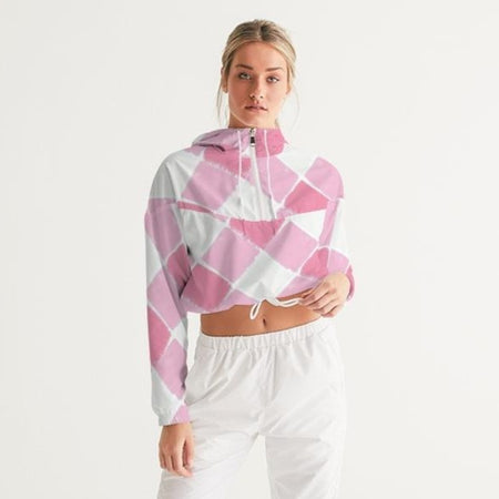 "Pink Buffalo Check ""Just Right"" Jacket"