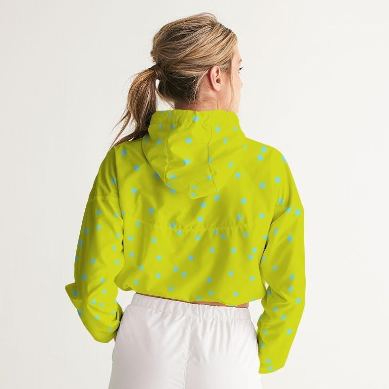 "Citron Dots ""Just Right"" Jacket"
