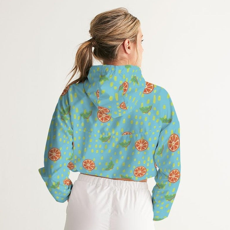 "Citrus Waterfall ""Just Right"" Jacket"