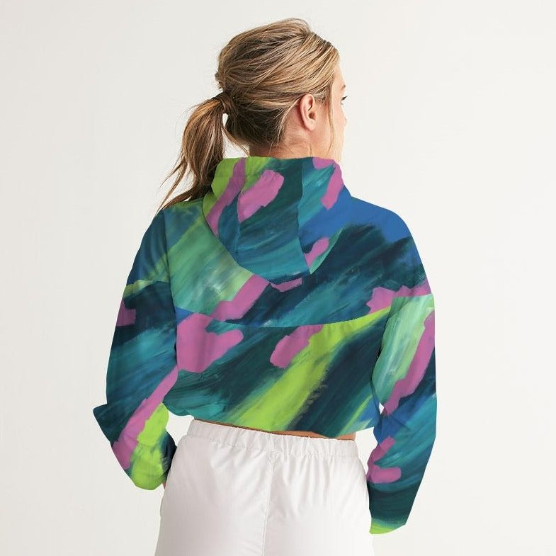 "Cosmic Glow ""Just Right"" Jacket"