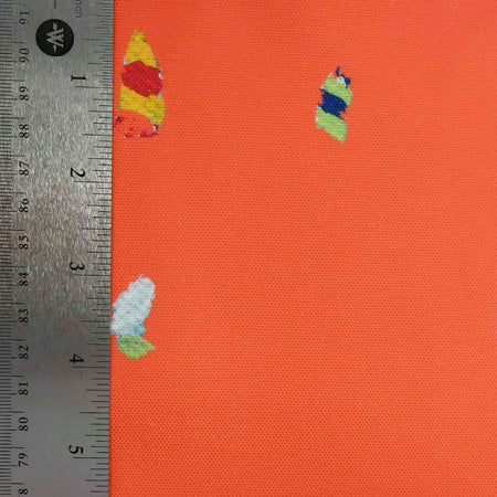 Grapefruit Summer Sail Fabric