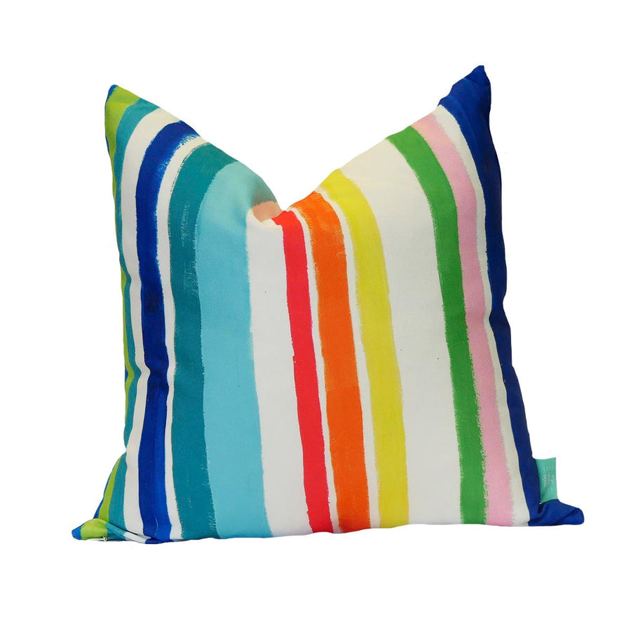 Leland Gal Stripe Down Pillow