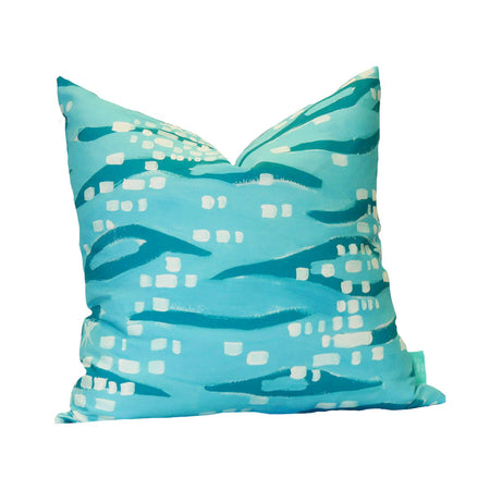 Sparkling Shoreline Down Pillow