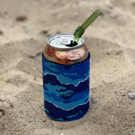 Surf's Up Short Coozie