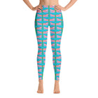 Waterfall Dragonfly Leggings