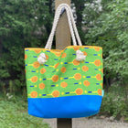 Leaf Match Point Good Harbor Tote
