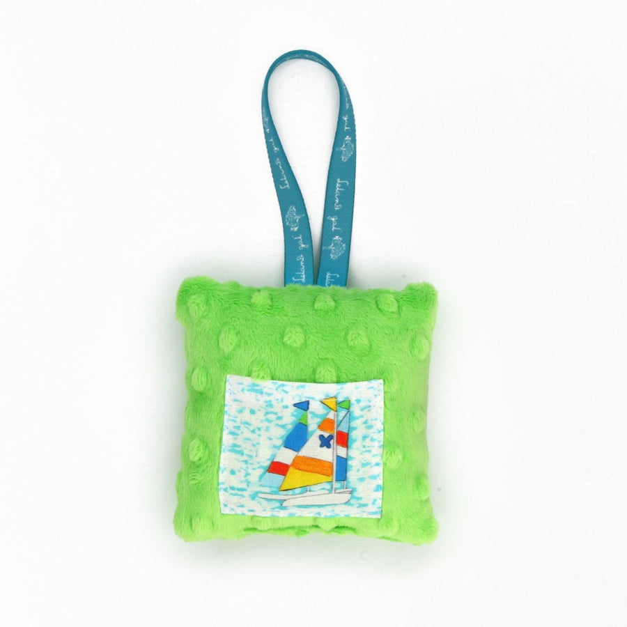 Butterfly Boat Tooth Fairy Pocket