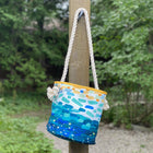 Meteor Shower Bucket Bag