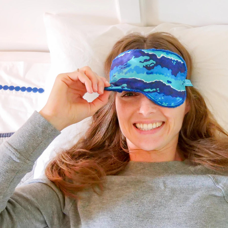 Surf's Up Sleep Mask