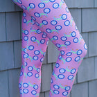 Sunset Bikes Leggings