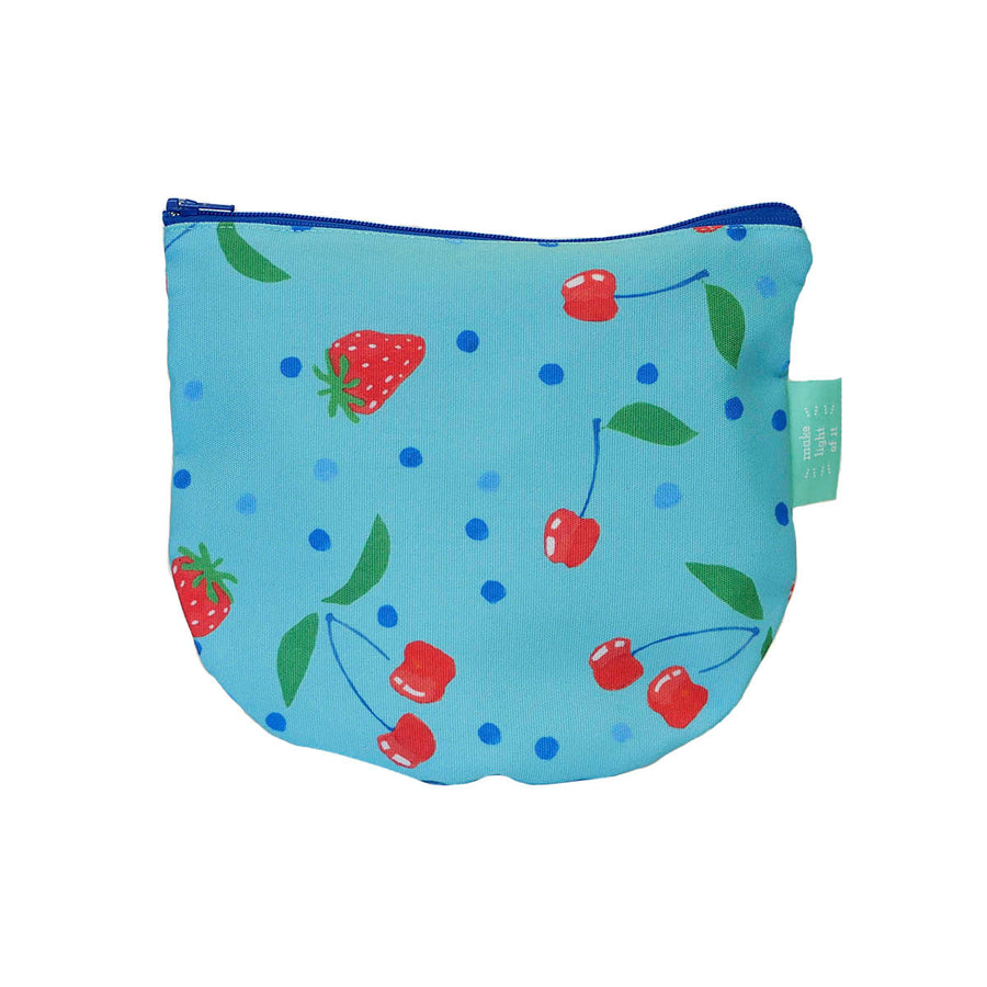 Waterfall Berries and Cherries Port Pouch